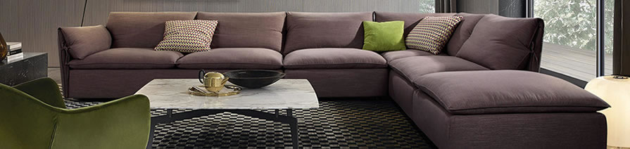 L Shaped Sofas & Corner Sectional Options