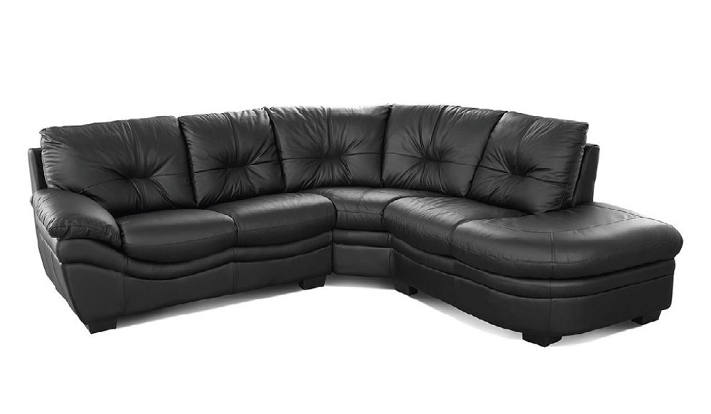 Garda Modular Leather Sofa Top Grain Leather By Delux Deco
