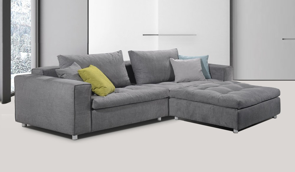 Hex 4 seater corner sofa sofa bed by delux deco Corner couch with sofa bed