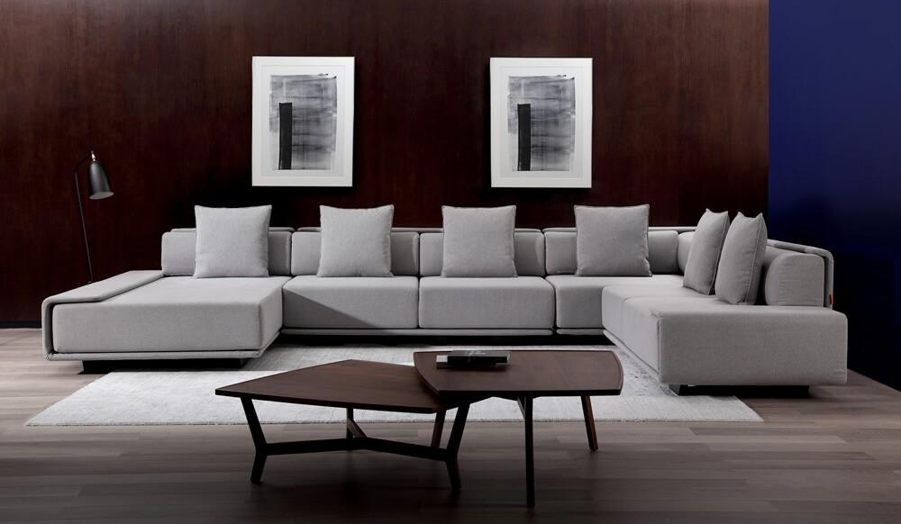 svensson modular u shape corner sofa delux deco. Black Bedroom Furniture Sets. Home Design Ideas