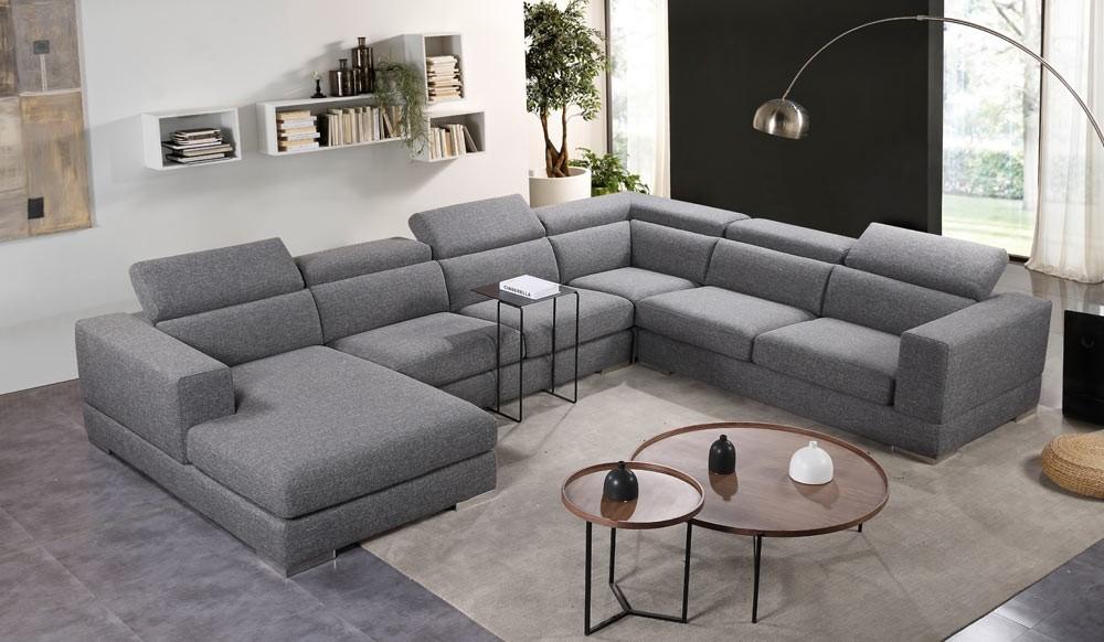 Orion U Shape Modular Sofa By Delux Deco