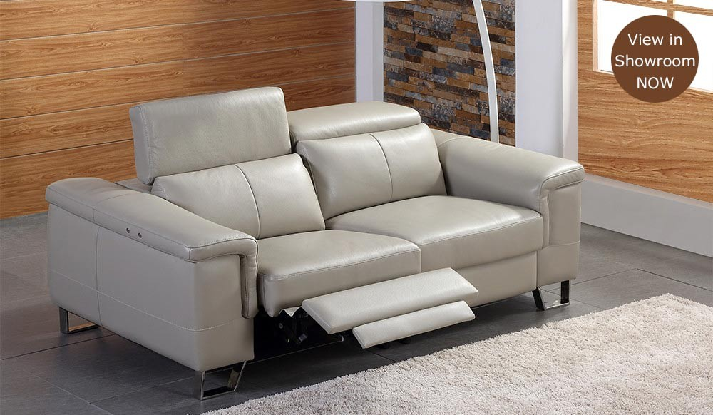 Exceptional Prema Plus 3 Seater Electric Recliner Sofa