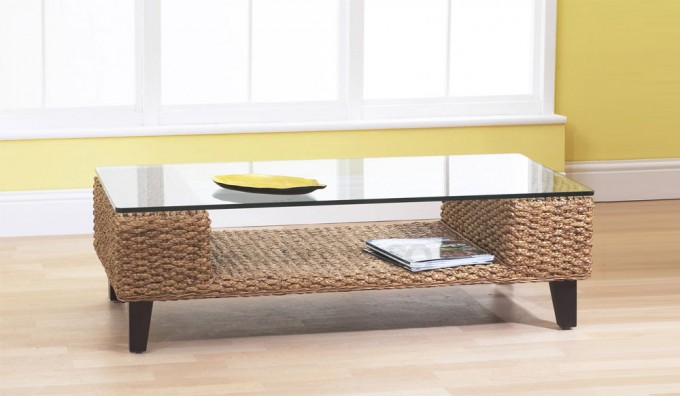 Allegro Conservatory Coffee Table