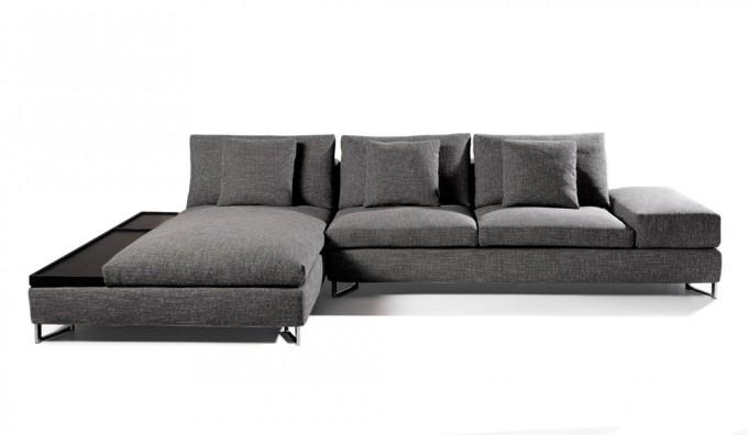 Sanborg Corner Sofa