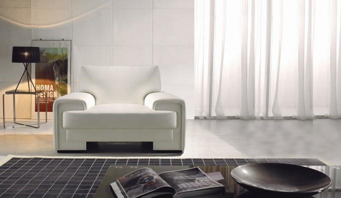 Trantino Leather Armchair