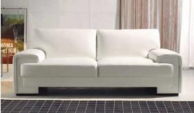 Trantino 3 Seater Leather Sofa