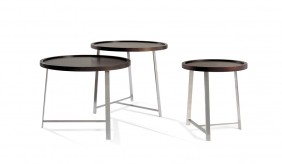 Vertex Side Table Set