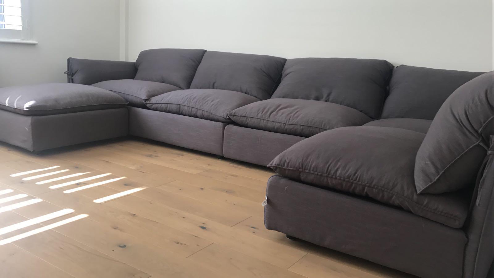 Pegasus Modular Sofa With L And U Shape Options Modern