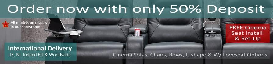 Home Cinema Seating