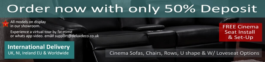 Cinema Sofas