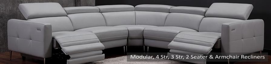 Modular Recliners