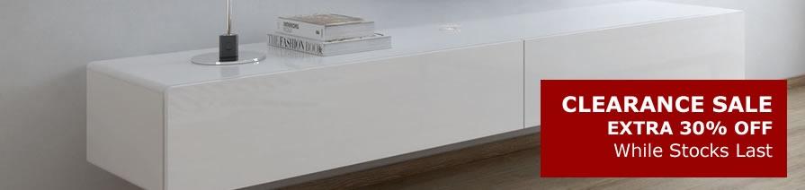 Wall Mounted AV Furniture