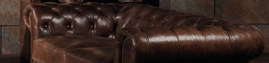 Antique Leather Sofas
