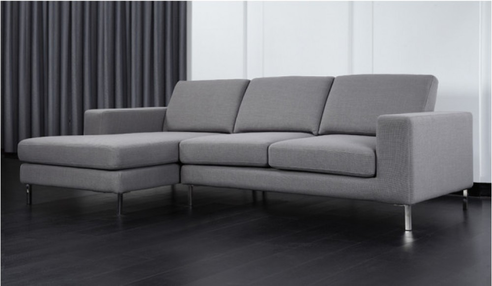 Cosmos Plus Fabric Corner Sofa By Delux Deco