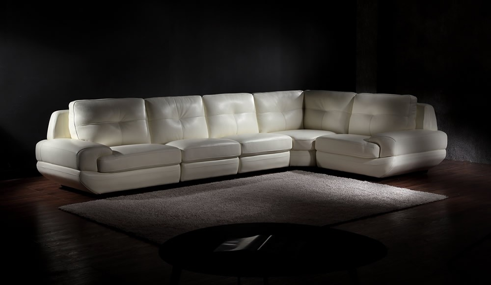 Remarkable Armani Modular Corner Leather Sofa Top Grain Leather Ibusinesslaw Wood Chair Design Ideas Ibusinesslaworg