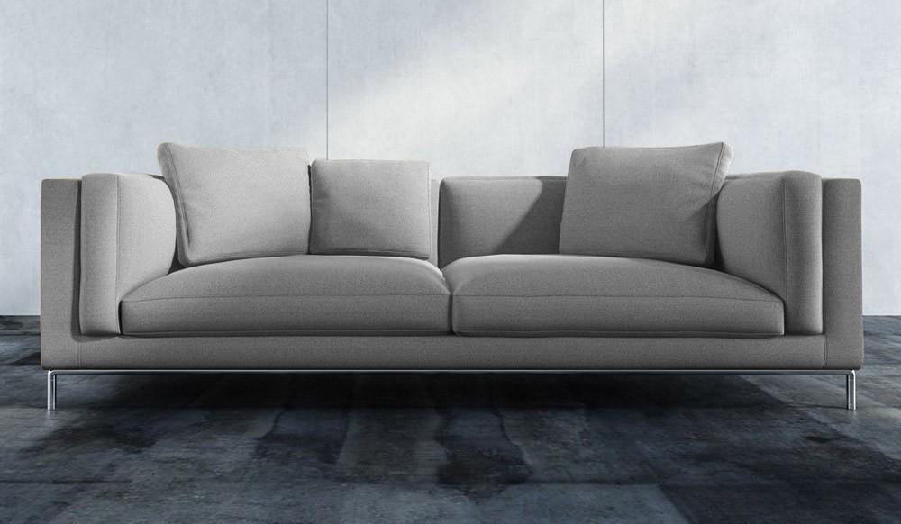 Titus 3 Seater Sofa - Modern Design - Delux Deco UK