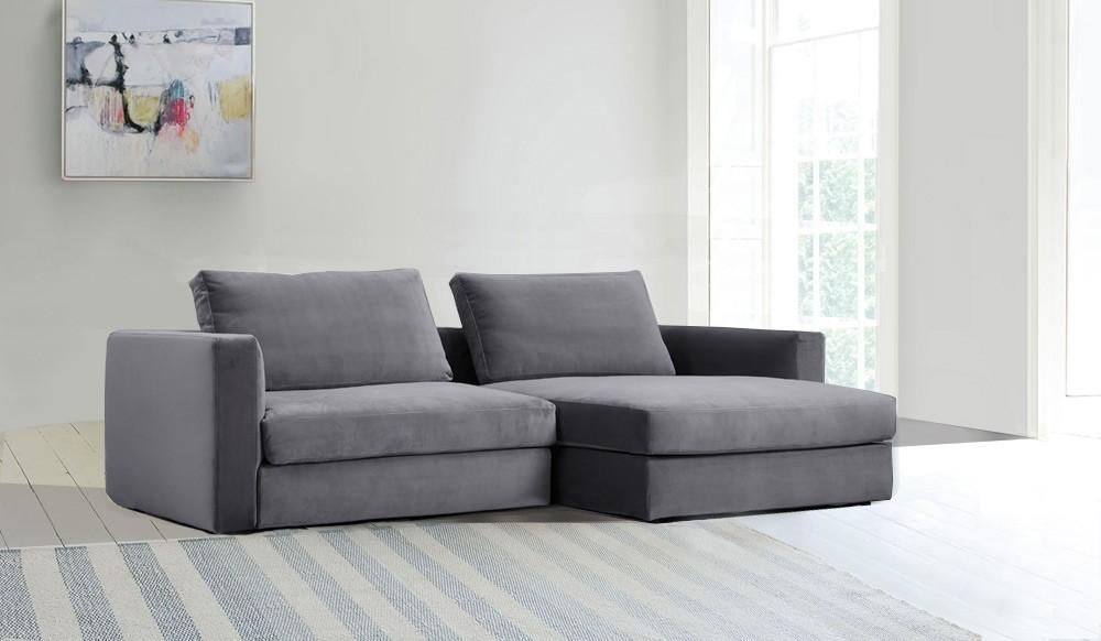 Tonini Small L Shape Sofa