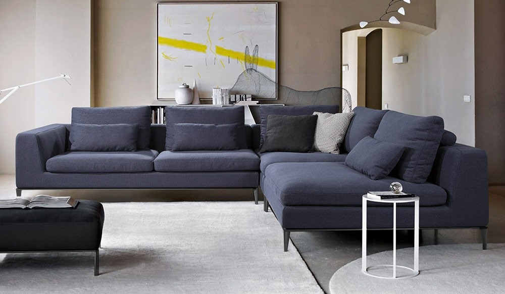 Vito Modular Sofa With L Shape Option, L Shape Sofas Uk