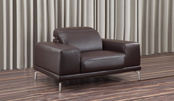 Boheme Leather Armchair