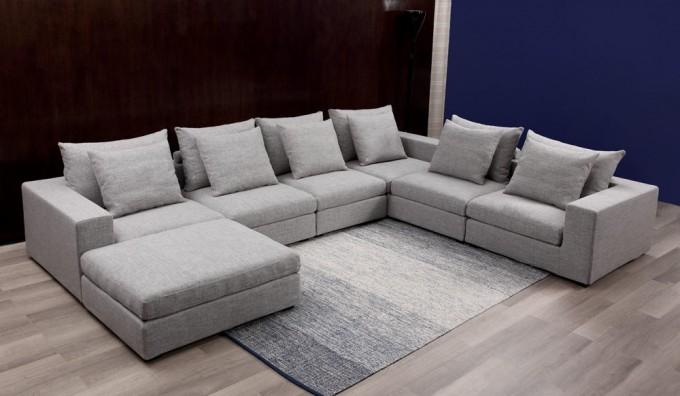 Camargue U Shape Sofa