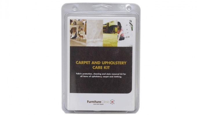 Fabric care kit