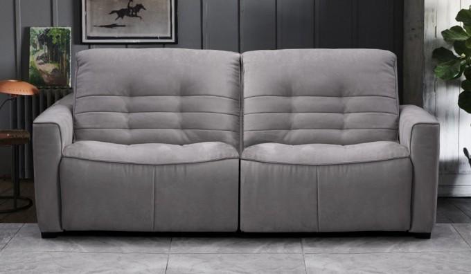Rosetta 3 Seater Recliner Sofa Delux Deco
