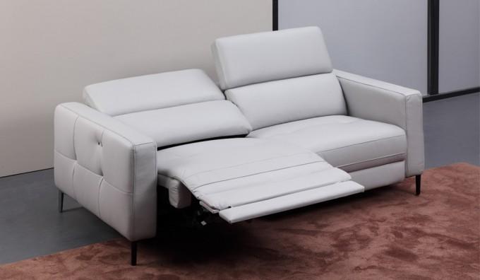 Certosa Electric Recliner 3 Seater Sofa