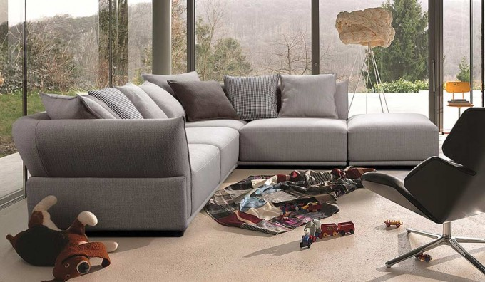 Cloud II Modular Sofa