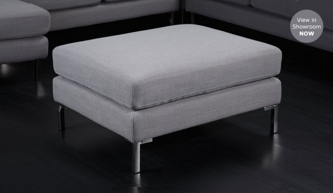 Cosmos Plus Footstool