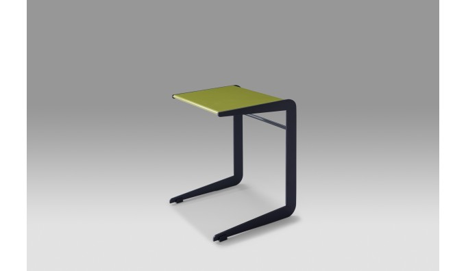 Elbow Overreach Side Table - Lime
