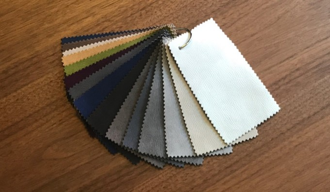 Monze (Brand) Faux Suede Samples