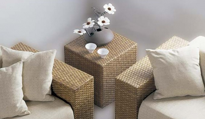 Fendi Conservatory Side Table