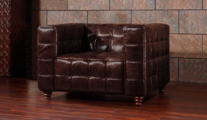 Hanover Vintage Leather - Armchair