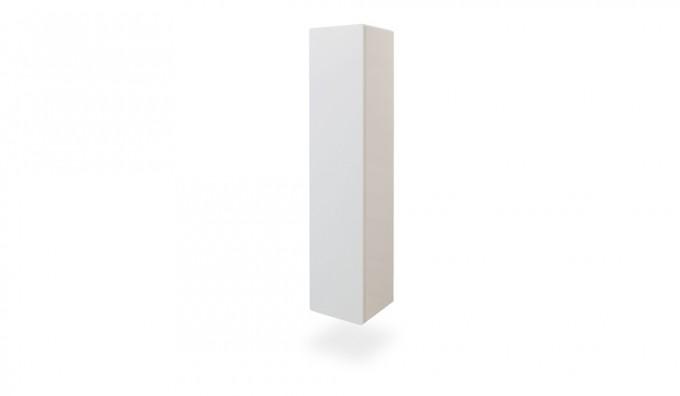 Ikon Matt White Vertical Cabinet - 150cm