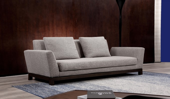Lotus 3 Seater Sofa