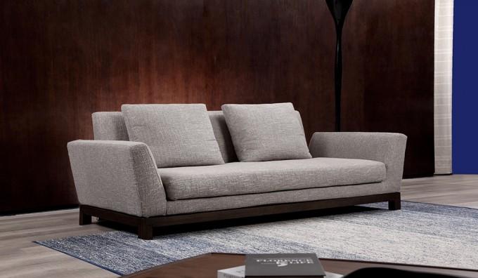 Lotus 3 Seater Sofa