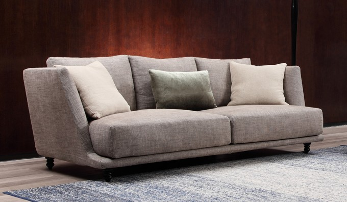 Vogeler 3 Seater Sofa