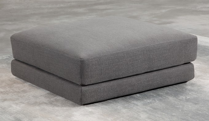 Urban Fabric Footstool