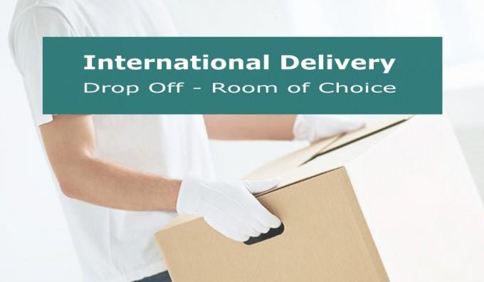 International Delivery & Set Up  Service
