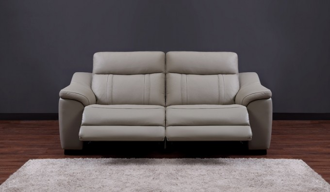 Fanelli 3 Seater Electric Recliner Sofa