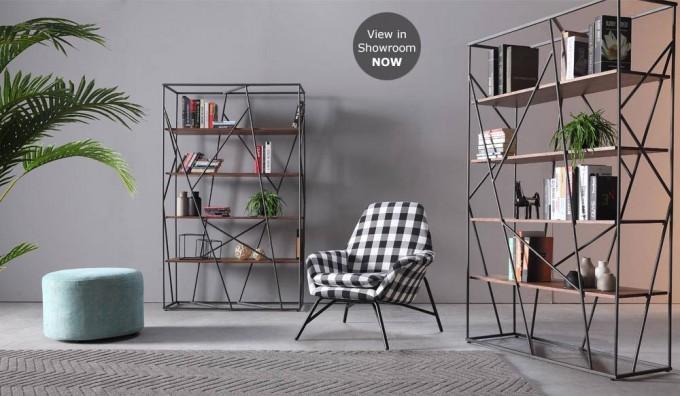 Liberte Bookshelf