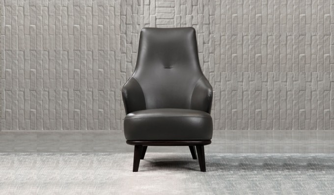 Lisbona Leather Chair