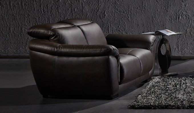 Marco 2 Seater Leather Sofa