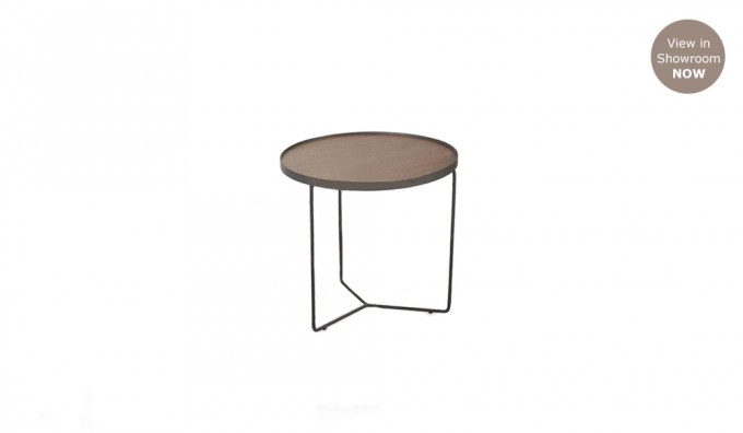 Orbit High Side Table