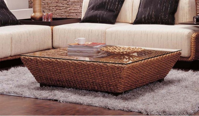 Prado Conservatory Coffee Table - Large