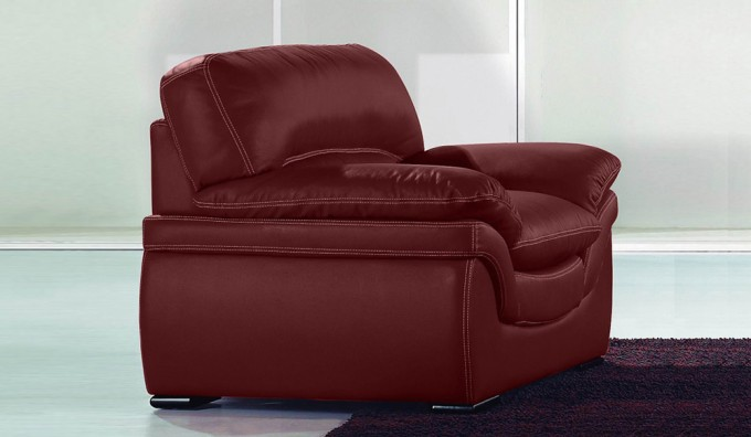 Riviello Leather Armchair