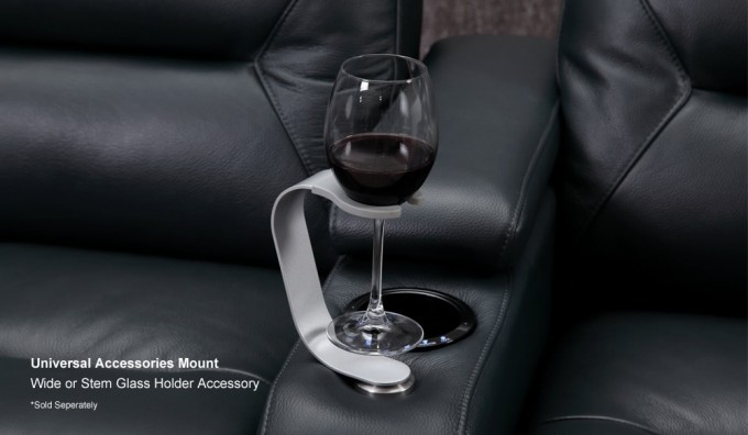 Universal Ultimate Wine Glass Holder
