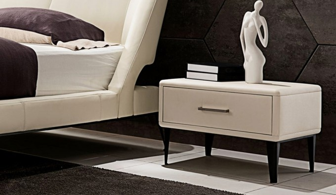 San Remo Bedside Table