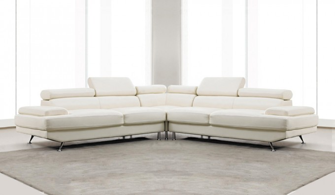Vincenzo L-Shaped Sofa