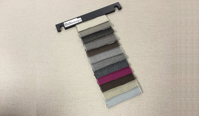 Bido Fabric Samples - YL437